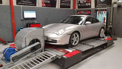 Porsche ECU Remap - Performance Centre