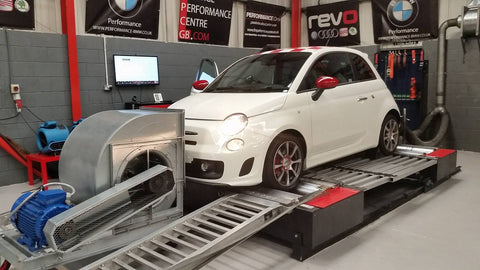 Fiat ECU Remap - Performance Centre