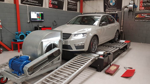 Skoda ECU Remap - Performance Centre