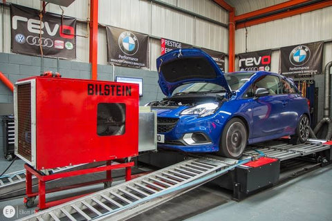Vauxhall ECU Remap - Performance Centre