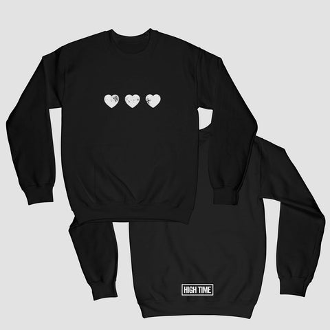 Heart Logo Sweatshirt
