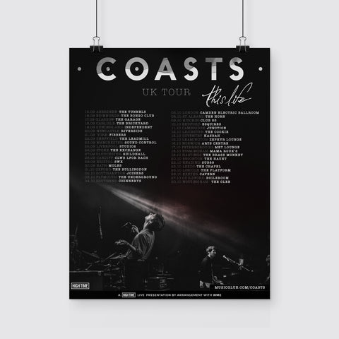 This Life Tour Poster