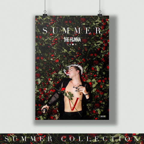'Summer' Limited Edition A2 Wall Poster (limited to 500)