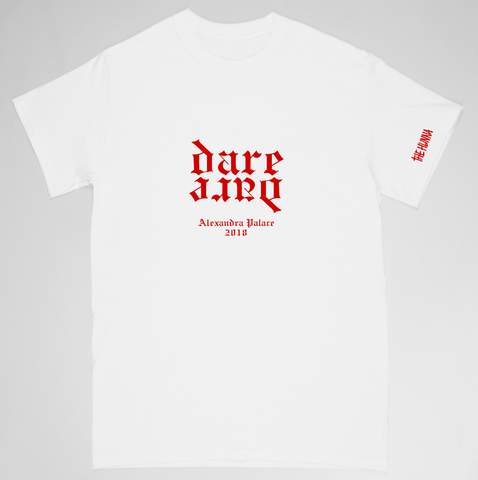 Limited Edition Alexandra Palace Dare Tee