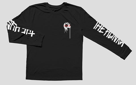 Black 2018 Long Sleeve Tee