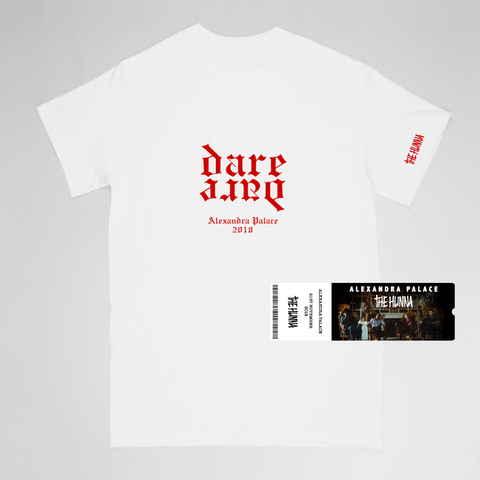 Alexandra Palace Ticket + Tee
