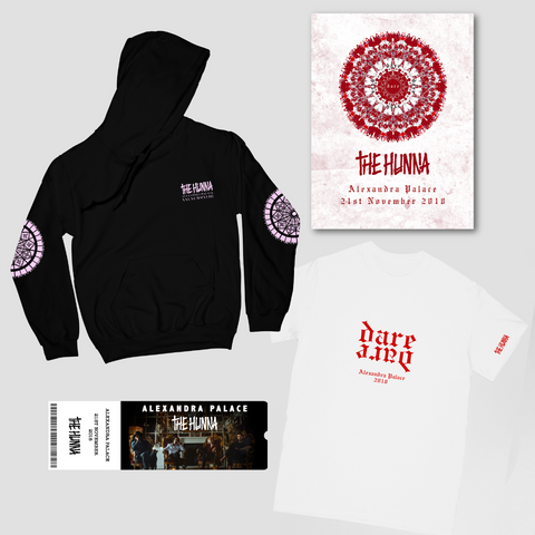 Alexandra Palace Ticket + Tee + Hoodie + Poster