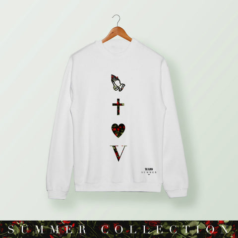 'Summer' Limited Edition Sweatshirt (limited to 500)