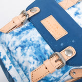 MACAROON MINI TIE-DYE SERIES : STEEL BLUE
