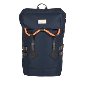 COLORADO ACCENTS SERIES : NAVY X ORANGE