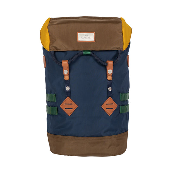 COLORADO GLOSSY BLOCKING SERIES : NAVY X KHAKI