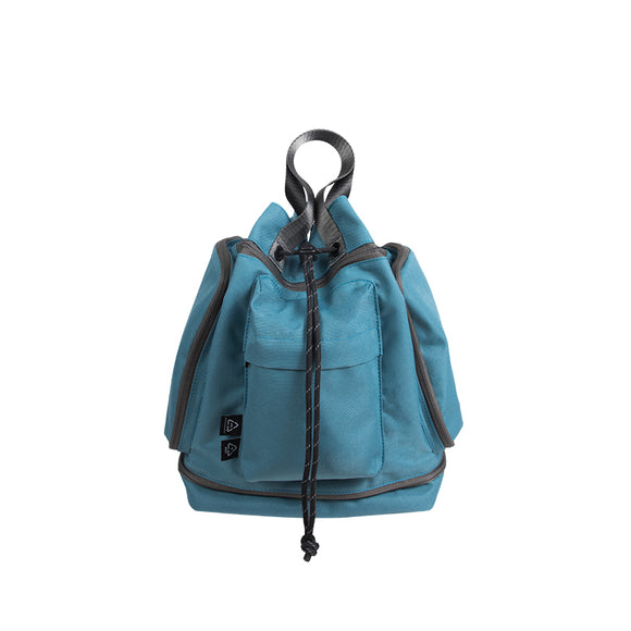 PYRAMID BAG: DENIM
