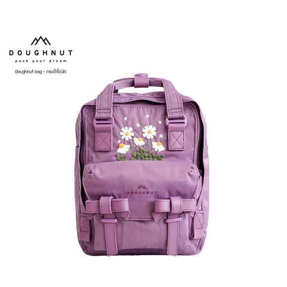 [SPECIAL EDITION] MACAROON MINI RIBBON : PURPLE TULIP