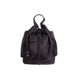 PYRAMID BAG: BLACK