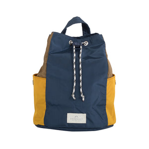 SONOMA GLOSSY BLOCKING SERIES : NAVY X MUSTARD