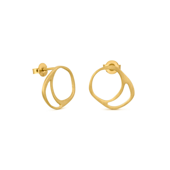 FORMA GOLDEN EARRINGS