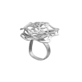 MARGO SILVER RING