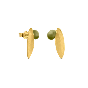 OLIVIA GOLDEN EARRINGS