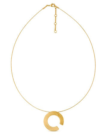 PLETORICA GOLDEN NECKLACE