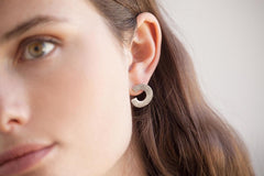 PLETORICA SILVER EARRINGS