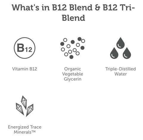 B12 Ingredients
