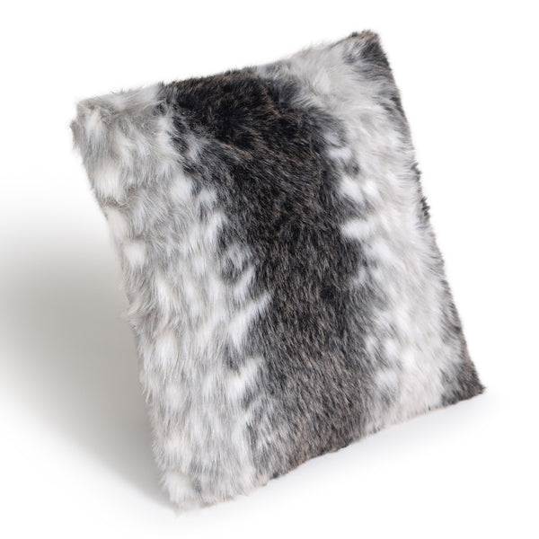 Deluxe Faux Fur Cushion (Wild Animal)