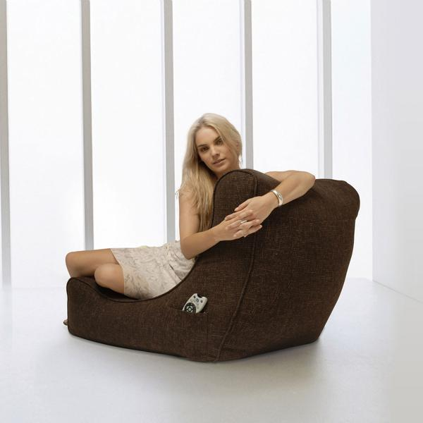 Evolution Sofa - Hot Chocolate