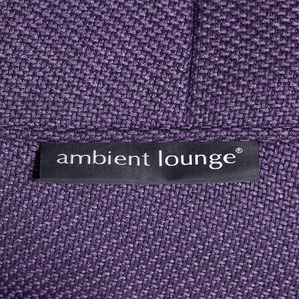 Studio Lounger - Aubergine Dream