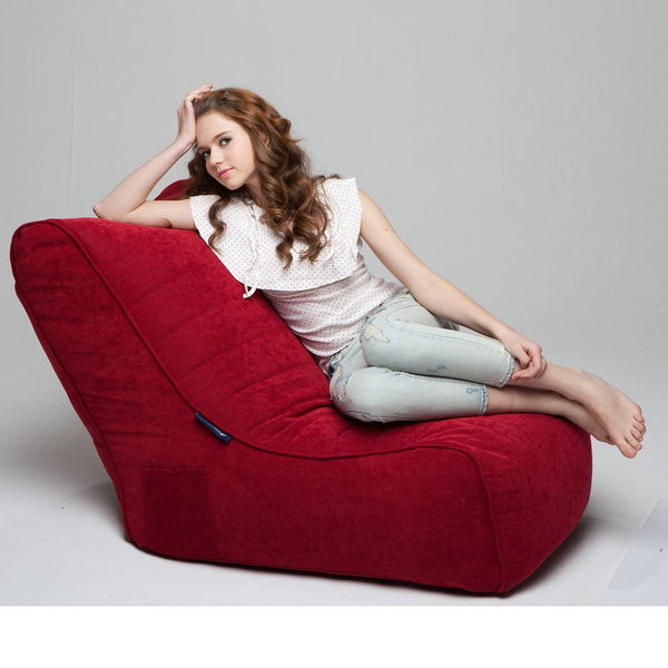 Evolution Sofa - Wildberry Deluxe
