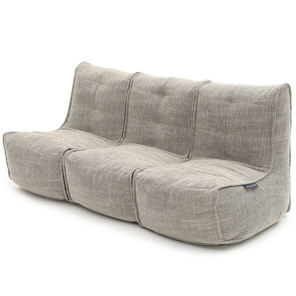 Mod 3 Movie Couch - Eco Weave