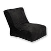 Roma Sofa - Royal Black
