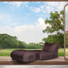 Studio Chaise Set (Mud Cake Chocolate)
