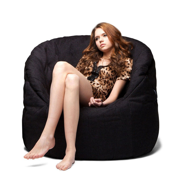 Butterfly Sofa - Black Sapphire