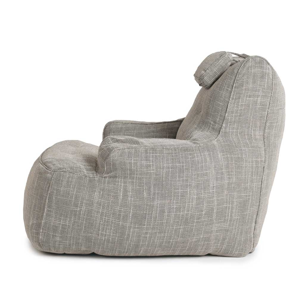 Tranquility Armchair (with headrest) - Eco Weave