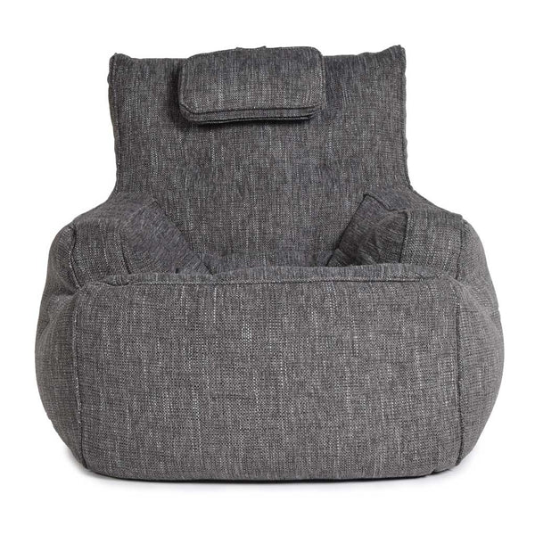 Tranquility Armchair (with headrest) - Luscious Grey