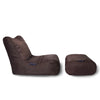 Evolution Chaise Set (Mud Cake Chocolate)