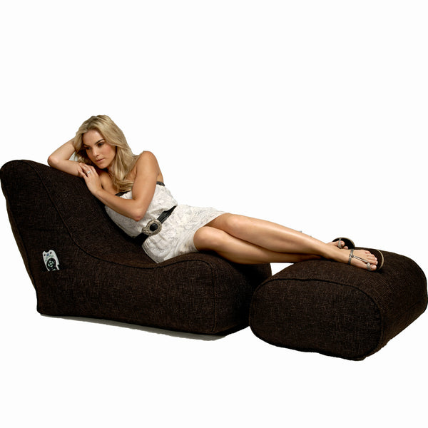 Evolution Chaise Set (Hot Chocolate)