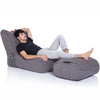 Evolution Chaise Set (Luscious Grey)