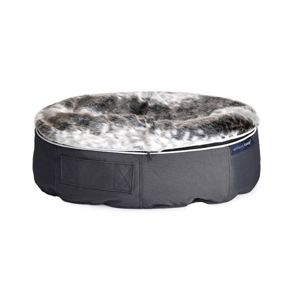 (S) Premium Indoor/Outdoor Pet Bed (Wild Animal)