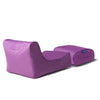 Studio Chaise Set (Acai Merlot)