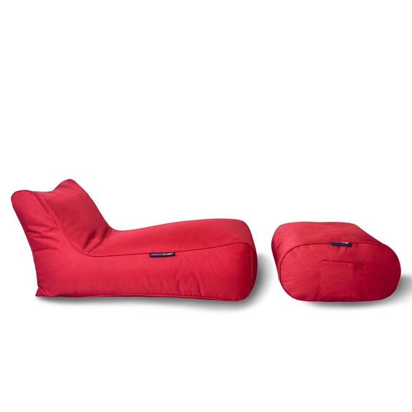 Studio Chaise Set (Toro Red)