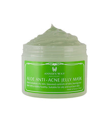 Annie's Way | Aloe Moisturizing Jelly Mask
