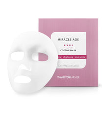 Thank You Farmer | Miracle Age Repair Cotton Mask