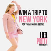 WIN A TRIP TO NEW YORK! image