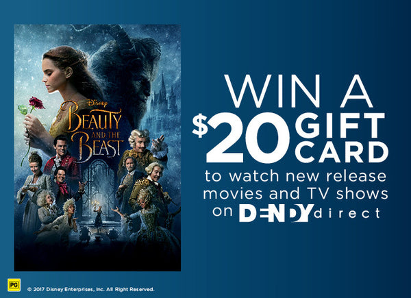 WIN! BEAUTY & THE BEAST image