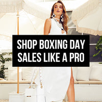 How to Shop Boxing Day Sale image