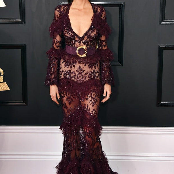 GRAMMYS 2017: FAVE RED CARPET MOMENTS image