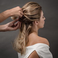 BRIDAL HAIR HOW-TO 101 image