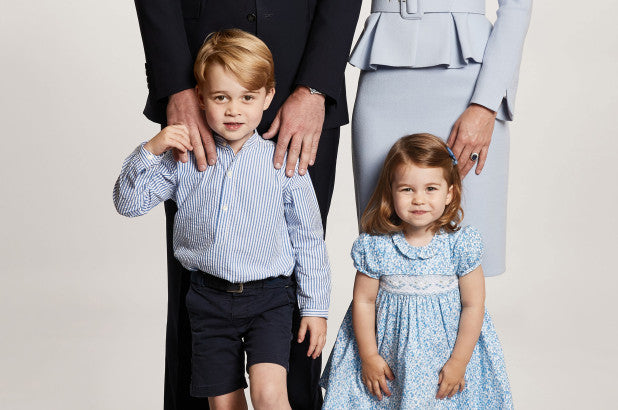Our Favorite Royal Babies image