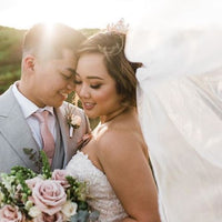 How my dream wedding came to life! image